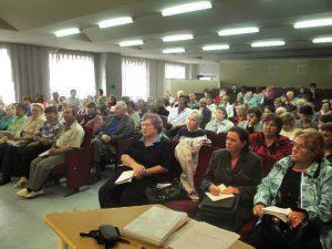 Ежемесячные собрания